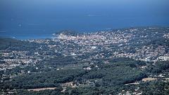TOULON: Le mont Faron 16