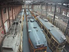Webcam: Haags Openbaar Vervoer Museum