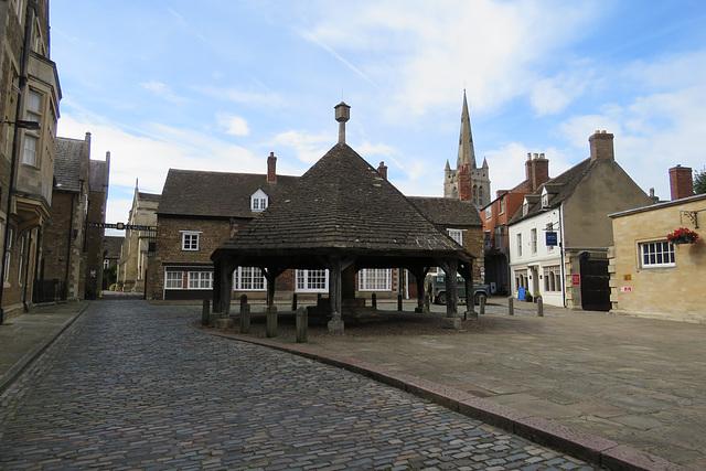 oakham market cross