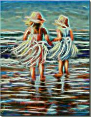 Rêvons ensemble à la plage du Chenoua en plein été  9 février 2017