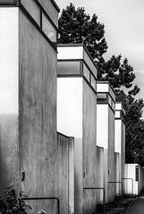 Haus 5-9 - Reihenhäuser von J.J.P. Oud (3x PiP)