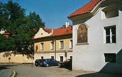 CZ - Prague - St. Agnes Monastery