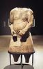 Strongman in the Metropolitan Museum of Art, July 2017