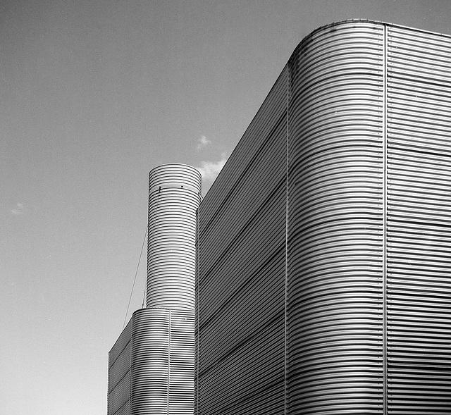 Vitra factory-building
