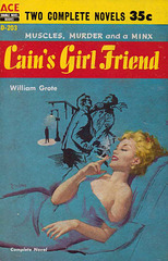 William Grote - Cain's Girl Friend