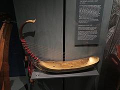 Asiatische Harfe