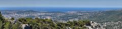 TOULON: Le mont Faron 17