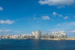 mit der Fähre unterwegs von Valletta nach Sliema (© Buelipix)