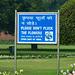 Delhi- No Plucking!