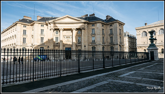 Facultad de Derecho (París)