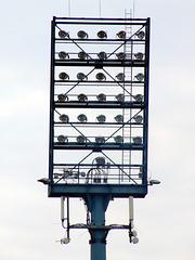 Flutlichtmast Stadion Böllenfalltor, Darmstadt
