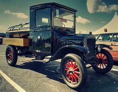 Ford Model T Tanker