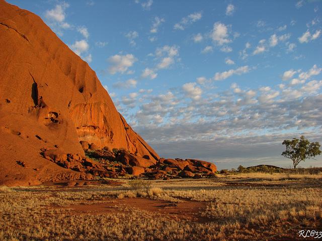 Australie-Ayers Rock