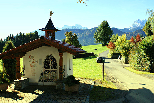 Kleine Privatkapelle. ©UdoSm
