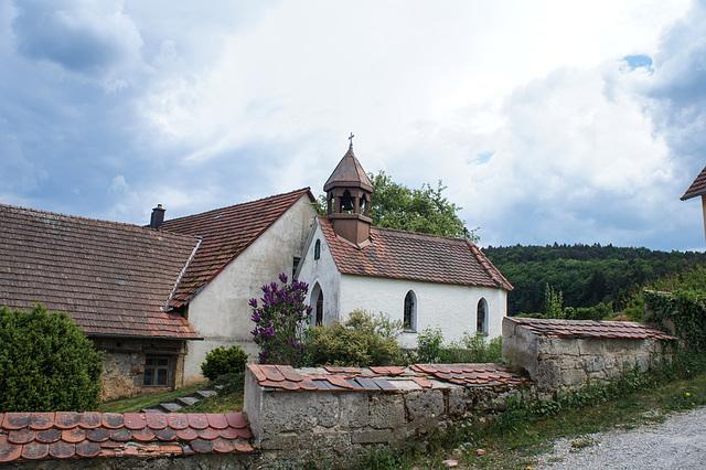 Zandt, Kapelle St. Konrad