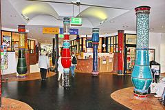 Uelzen, Hundertwasser-Bahnhof