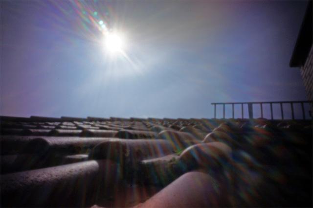 Roof Fence (Pinhole)
