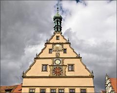 Rothenburg ob der Tauber (D) 16 septembre 2010.