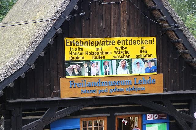 Spreewald Freilandmuseum in Lehde