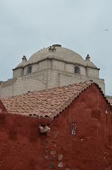 Peru, Arequipa, Santa Catalina Monastery, Iglesia Santa Catalina