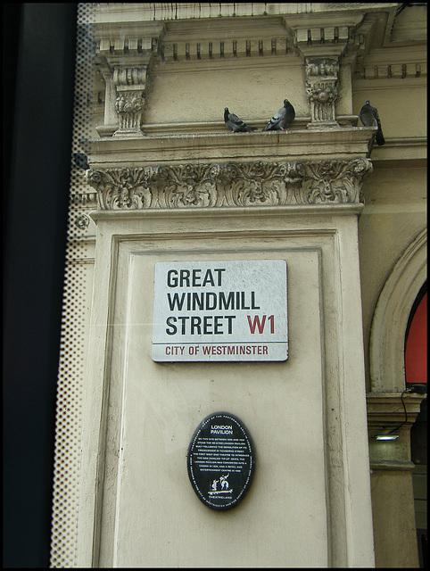 Great Windmill Street