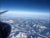 Survol des Alpes autrichiennes (A) 16 février 2010.