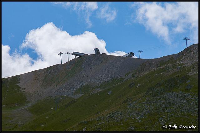 Treffpunkt der Skilifte