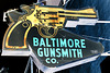 Baltimore Gunsmith Co., Fells Point, Baltimore, 21 November 2009