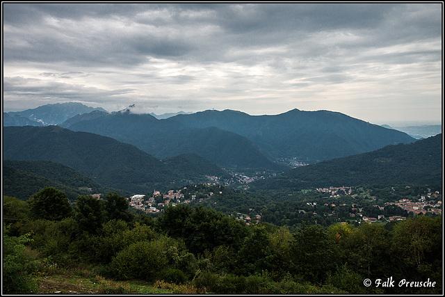 Blick vom Colma nach Surmano