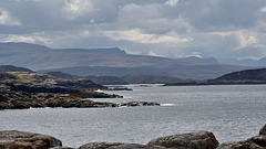 Achmelvich, the view to the south