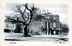 Archerfield, Lothian, Scotland