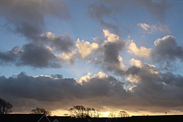 Seaford Sunrise - 26.01.2016