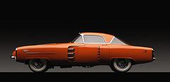 1955 Lincoln.