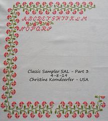 Classic SAL - Part 3 - April 8, 2019