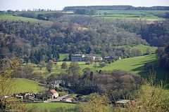 Hackness - viewed from Wykeham Forest