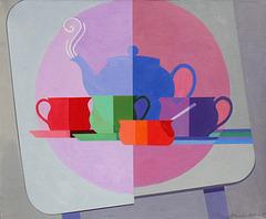Still Life with Tea Pot (m)