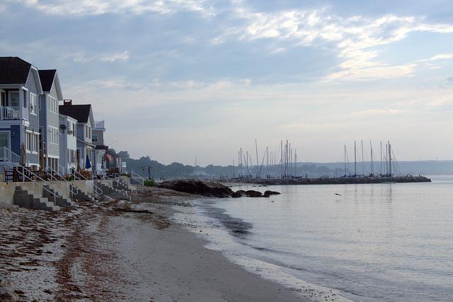 Houses, Oak Grove Beach