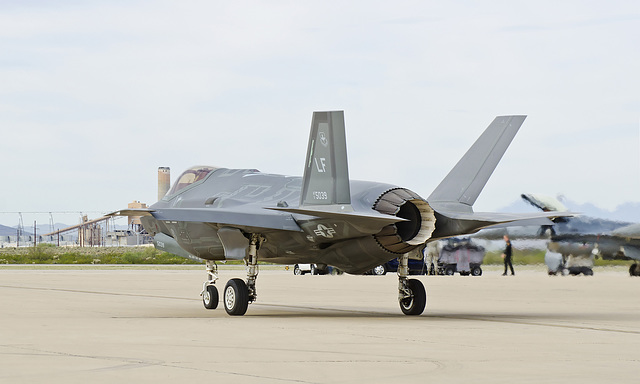 Lockheed F-35A Lightning 11-5039