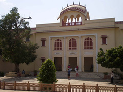 City Palace Museum of Jaipur.