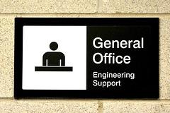 Canada 2016 – Toronto – Doors Open TTC Leslie Barns – General Office
