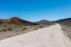 La Réunion - Plaine des Sables track