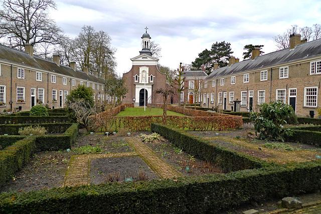 Nederland - Breda, Begijnhof