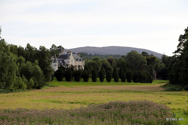 Dall House, by Loch Rannoch