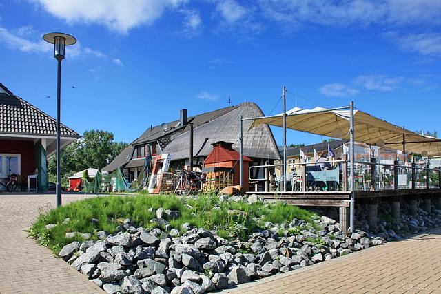 Boltenhagen, Restaurant am Fischereihafen