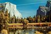 Black and White, Yosemite NP (075°)