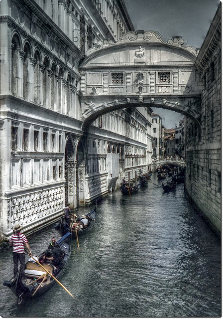 Bridge of Sighs 49 hdr
