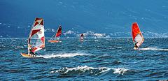 On Lake Garda (IT)