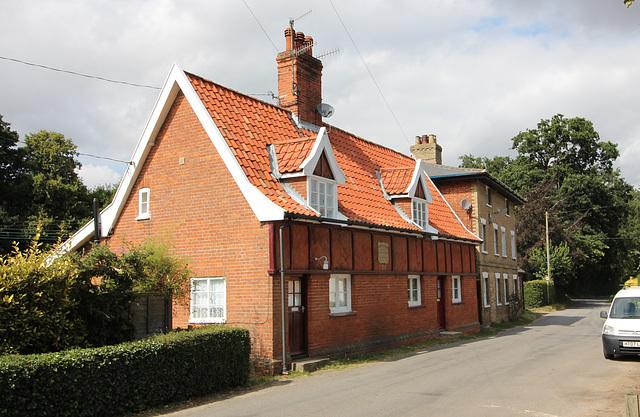 The Street, Peasenhall, Suffolk (22)