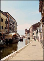 Comacchio (Emilia Romagna/Italy)