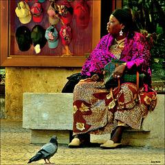 Colores de África en Lisboa